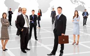 many-businessmen