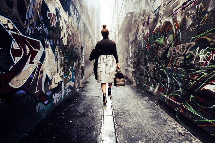 a-woman-walking-in-slum
