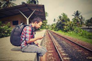 man-sitting-on-the-platform